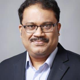 Navaneeth Nair, Vice President-Product, Infinx