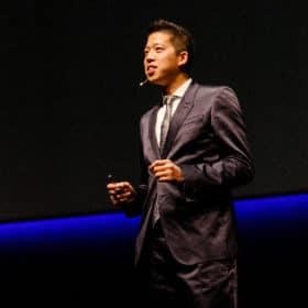 David Liu, Founder & CEO Deltapath