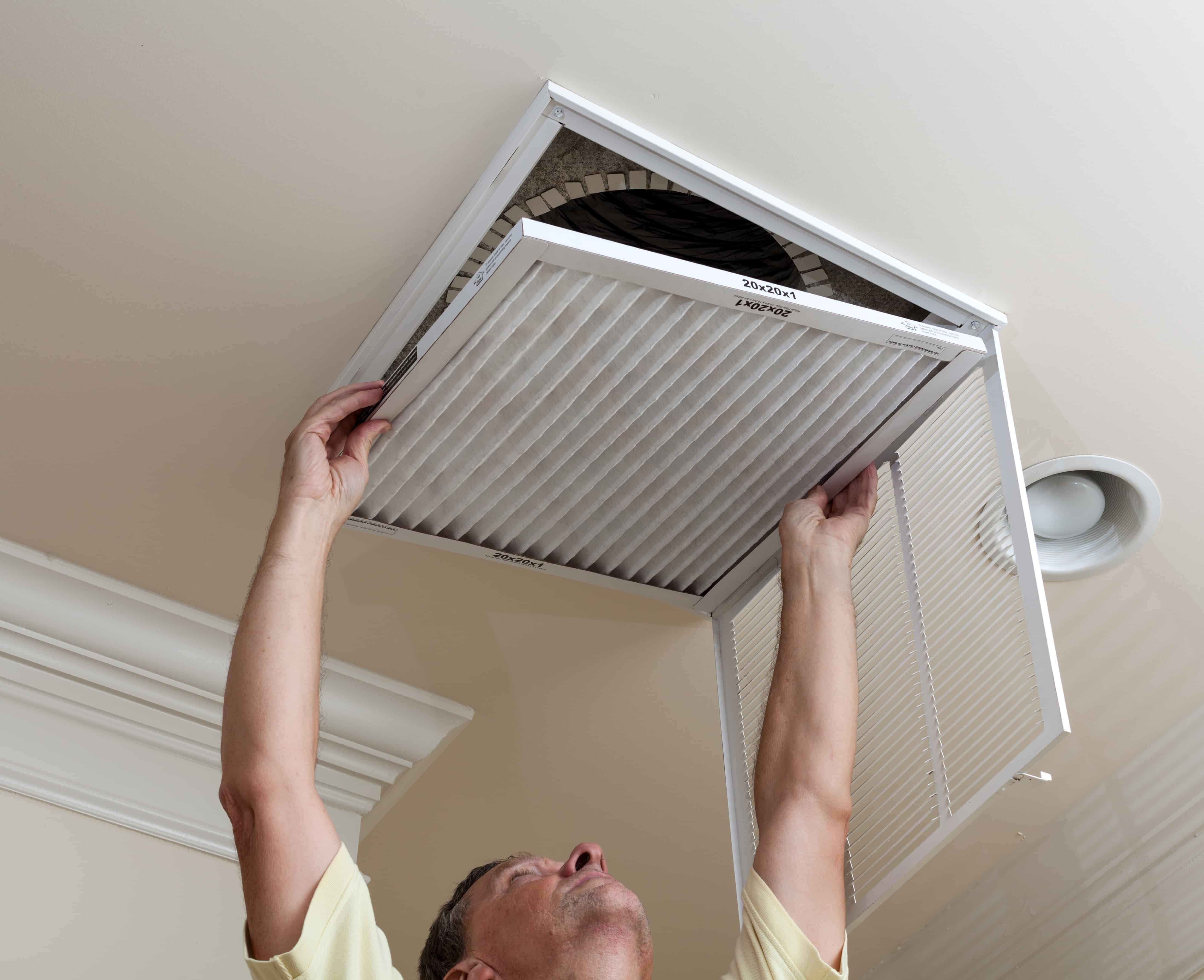 5 Reasons To Change Your AC and Furnace Filters - Digital ...