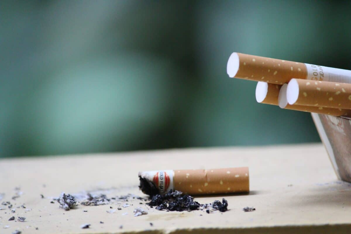 Pioneering Anti-Smoking Tool: Just-In-Time for Great American Smokeout