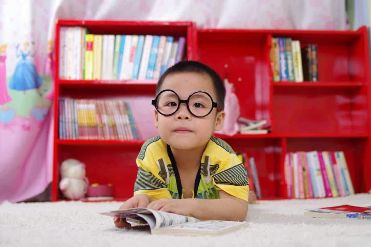 4 Ways To Help Your Child Feel Good About Wearing Glasses