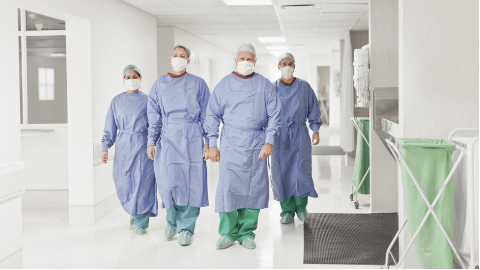 Why Do Doctors Wear Isolation Gowns?