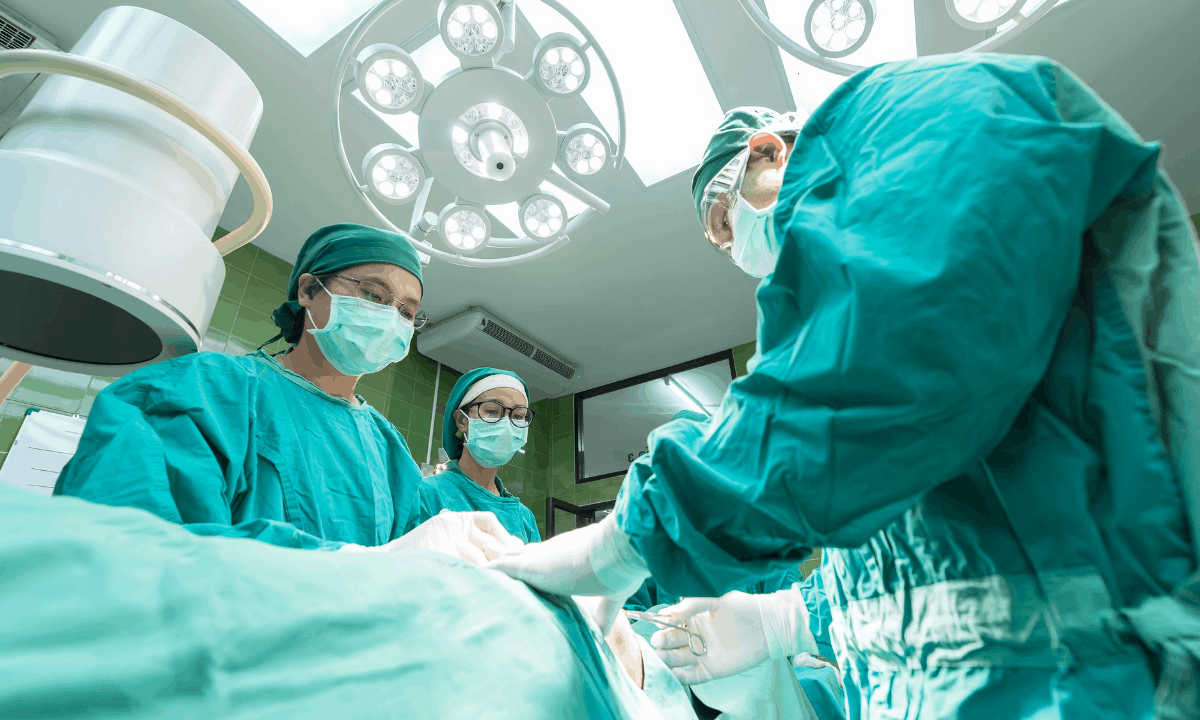 What Does the Future of Surgery Look Like in a Post Pandemic World?