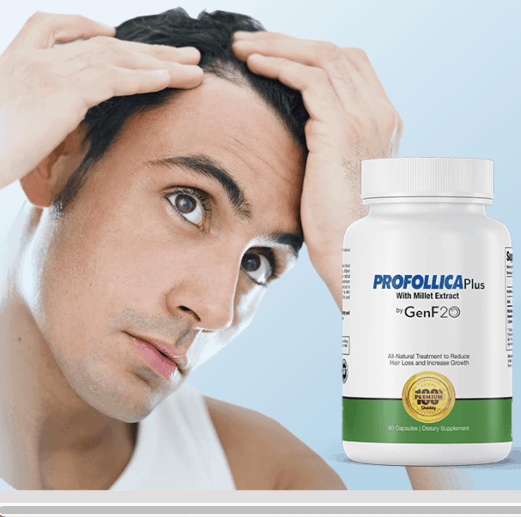 Profollica - 2021's BEST Hair Loss Pills & Treatments